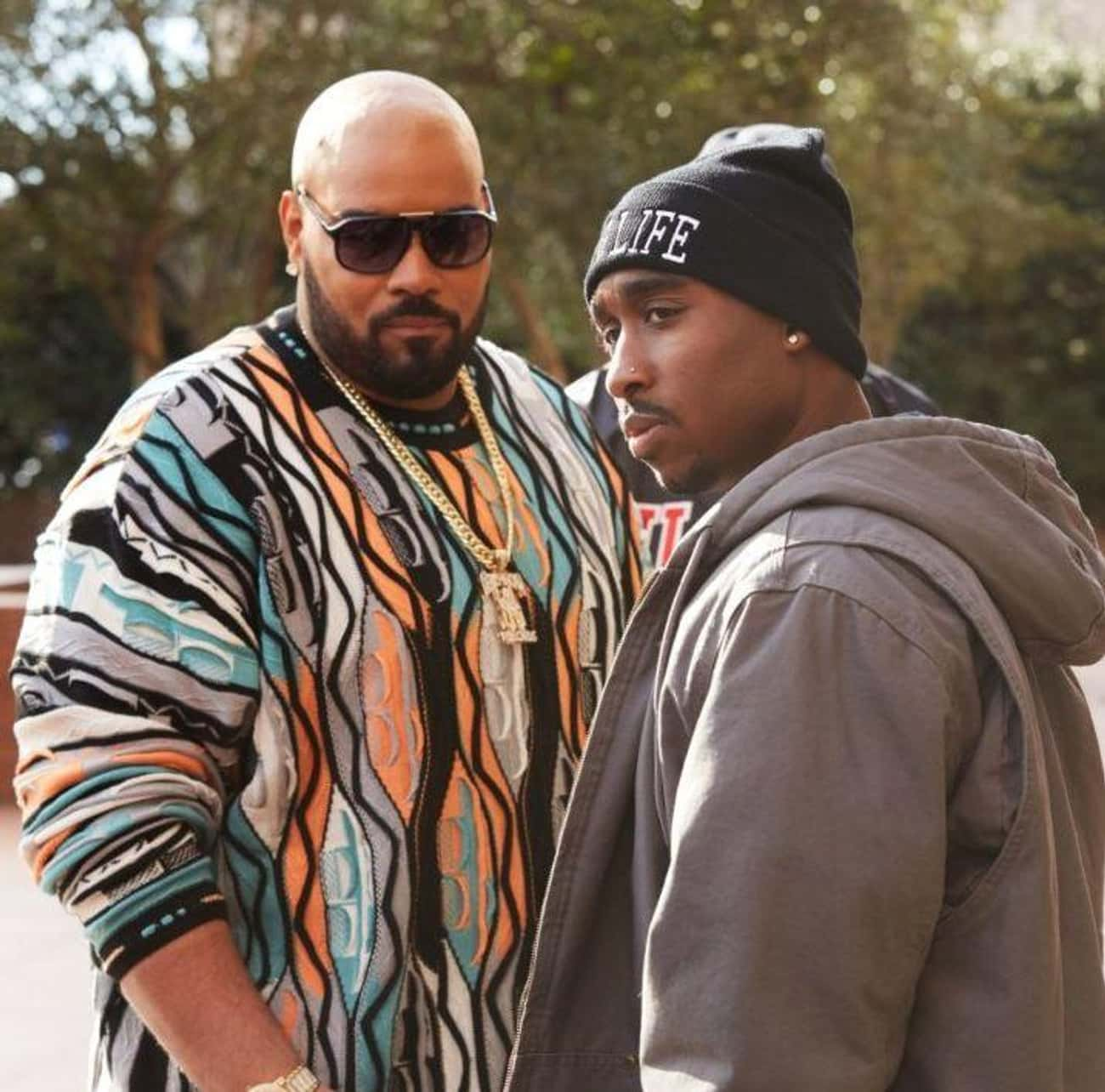Sometimes People Need to Step  is listed (or ranked) 4 on the list All Eyez on Me Movie Quotes