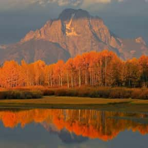 Jackson Hole is listed (or ranked) 5 on the list The Best US Cities for Hiking
