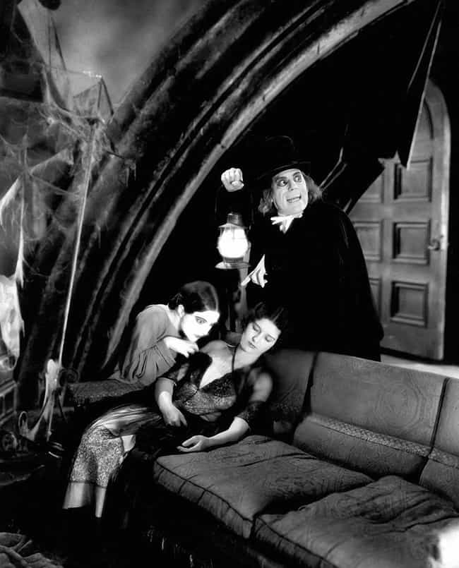 A Man Blamed The Film Fo... is listed (or ranked) 1 on the list Did The Lost Film 'London After Midnight' Possess A Man To Commit Murder?