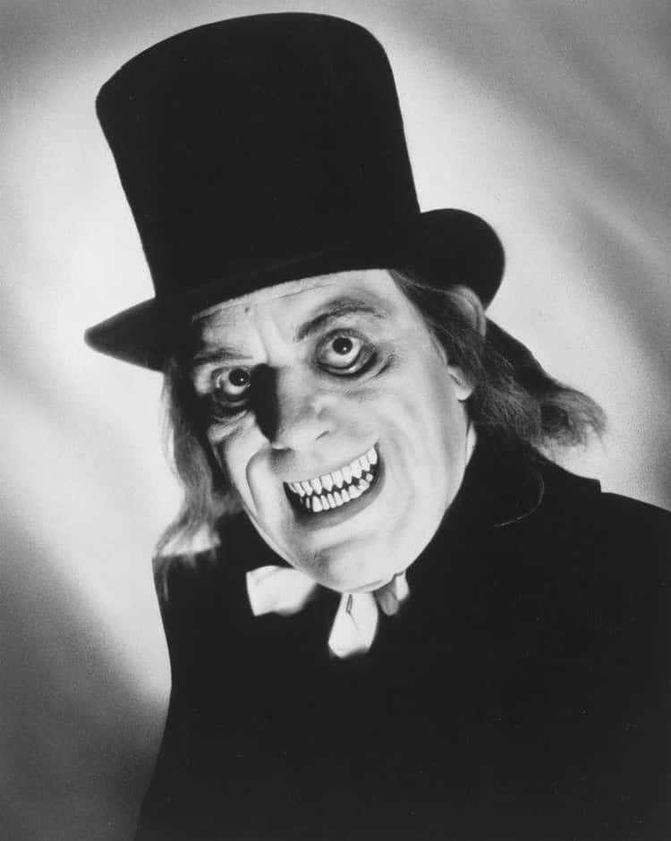 Lon Chaney Was The First American Film Vampire
