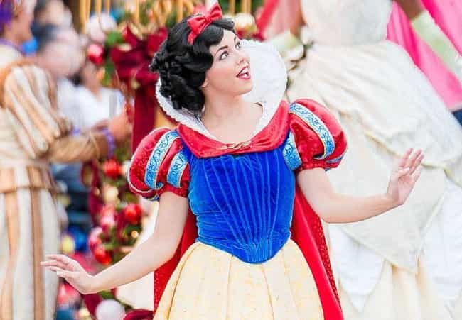 White Snow McCarthy is listed (or ranked) 3 on the list 11 Things You Should Never Ever Google Search: Disney Edition
