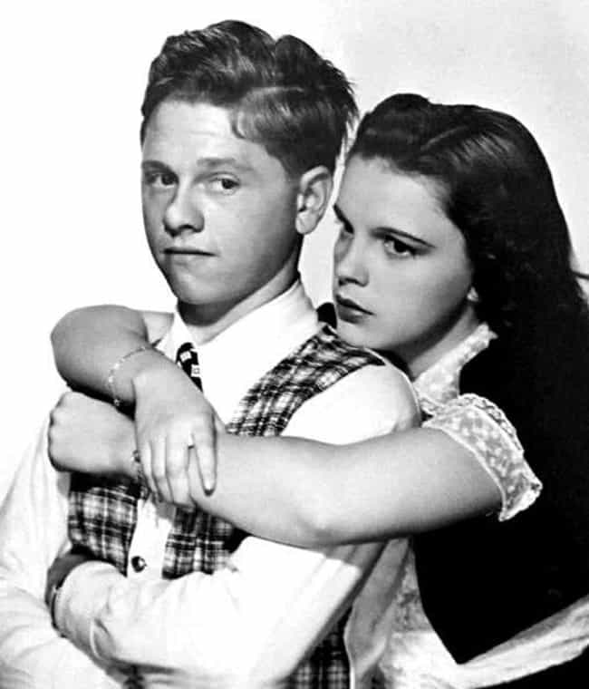 MGM Fed Judy Garland And Micke... is listed (or ranked) 2 on the list In Old Hollywood Child Stars Were Forced To Do Drugs, And Other Awful Realities