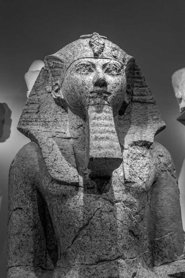She Portrayed Herself As... is listed (or ranked) 6 on the list 12 Things You Never Knew About Egypt's Greatest Female Pharaoh