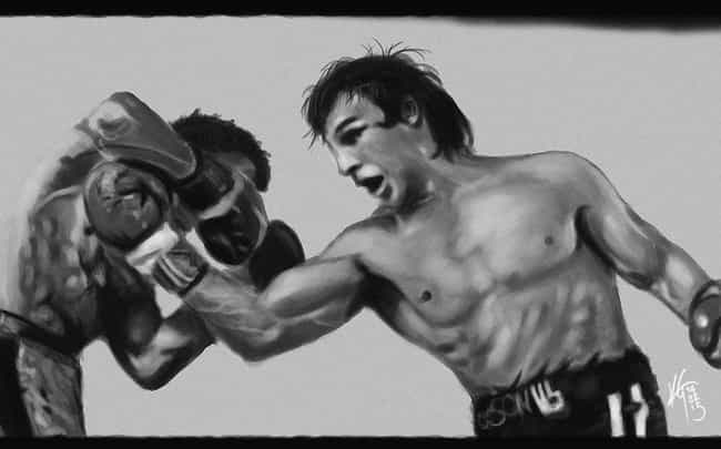 Kim Duk-koo vs. Ray 'Boom ... is listed (or ranked) 3 on the list Famous Real Fights That Shaped Martial Arts