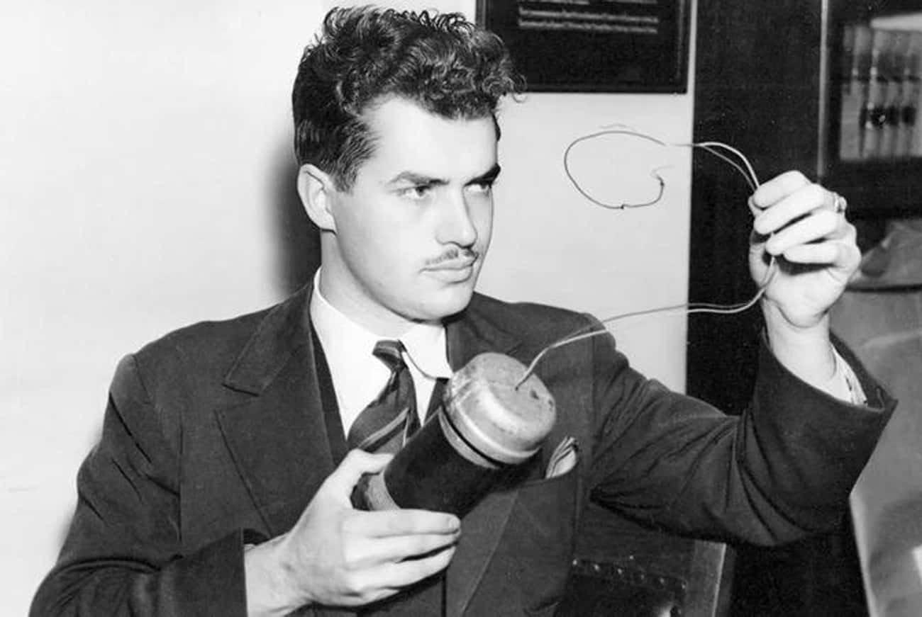 Rocket Scientist Jack Parsons  is listed (or ranked) 2 on the list Los Angeles Has A History With The Occult Unlike Any Other U.S. City