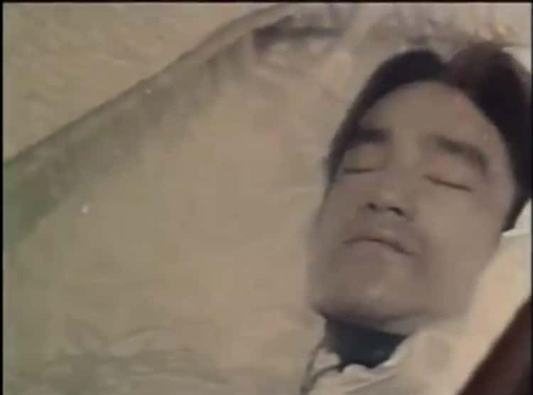 Hong Kong Producers Shamelessly Exploited Lee's Death By Showing Footage Of Him In His Casket