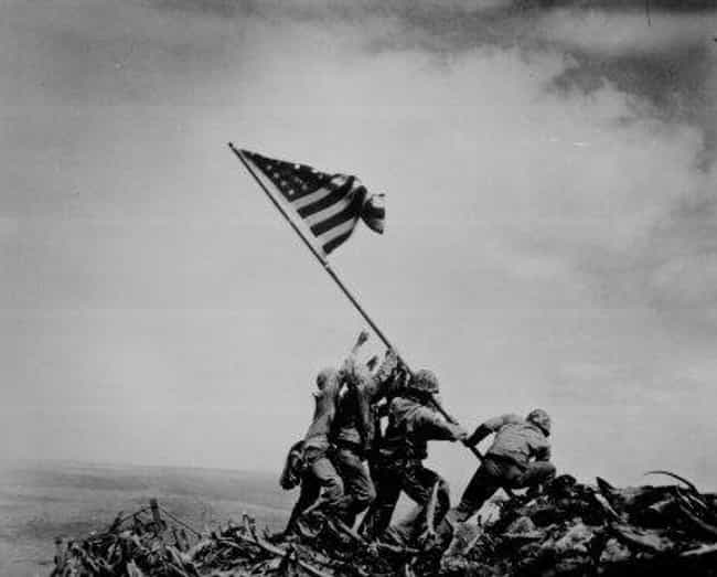 What Was So Significant ... is listed (or ranked) 3 on the list This Photograph Captures The Moment Japanese Surrendered At Iwo Jima