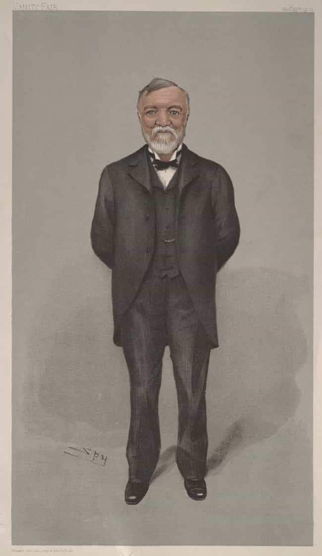 He Justified His Low Wag... is listed (or ranked) 4 on the list Robbing From The Poor To Give To The Rich: Andrew Carnegie And His Mega-Legacy