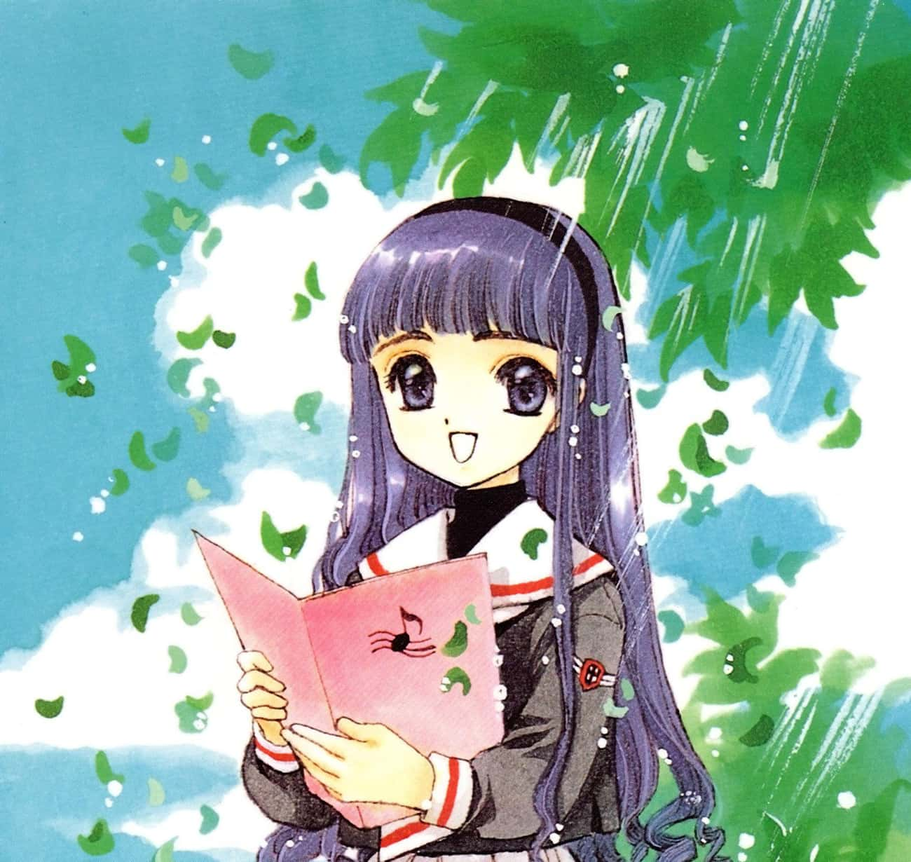 Tomoyo Is Without A Doubt A Lesbian