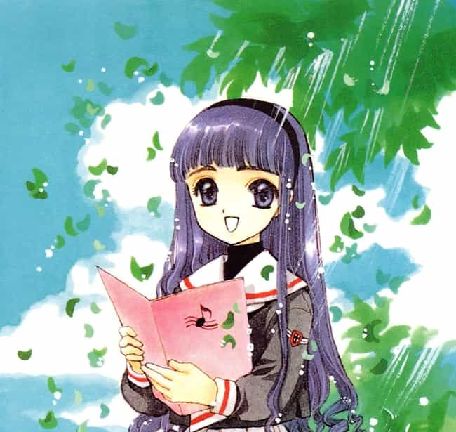 Tomoyo Is Without A Doub... is listed (or ranked) 1 on the list Why Cardcaptor Sakura Was The Most Queer Inclusive Anime For Kids Ever Made
