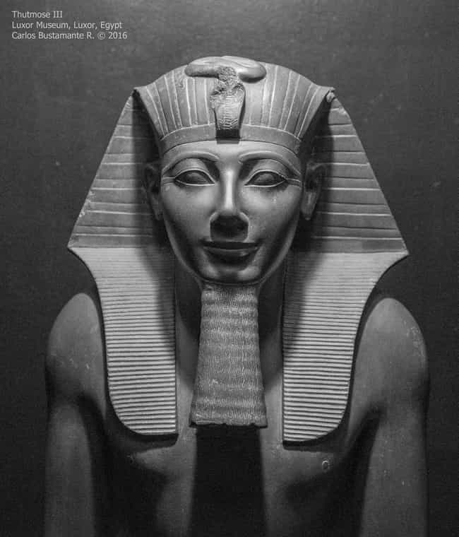 She Took The Throne From... is listed (or ranked) 3 on the list 12 Things You Never Knew About Egypt's Greatest Female Pharaoh