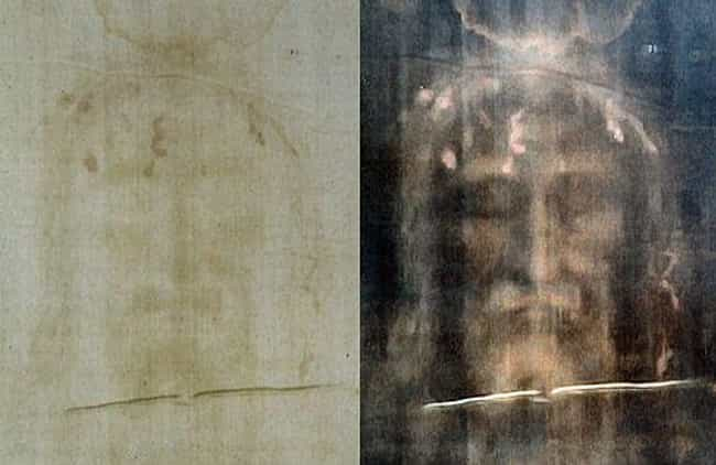 Christians Believe That ... is listed (or ranked) 3 on the list Alleged Evidence That The Shroud Of Turin Was Used To Bury Jesus