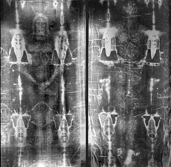 The True Origin Of The S... is listed (or ranked) 2 on the list Alleged Evidence That The Shroud Of Turin Was Used To Bury Jesus