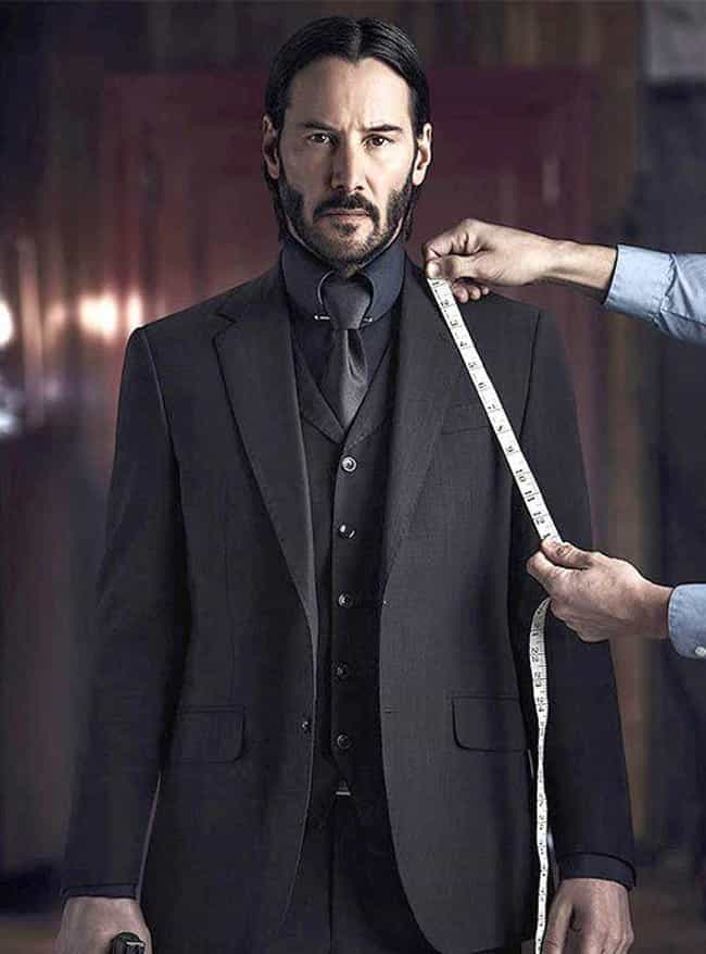 Wick's Impervious Suit Represe... is listed (or ranked) 4 on the list The 'John Wick' Series Is Actually An Adaptation Of Greek Mythology