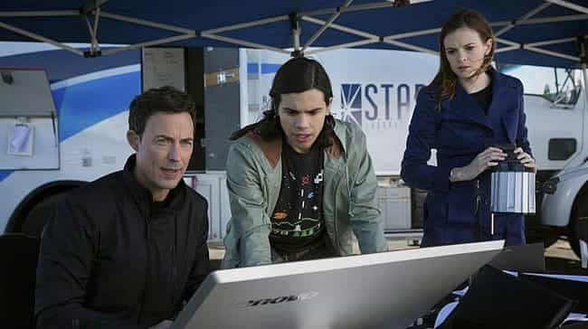 Team Flash is listed (or ranked) 4 on the list The 15+ Best Guys In The Chair From Popular Fiction