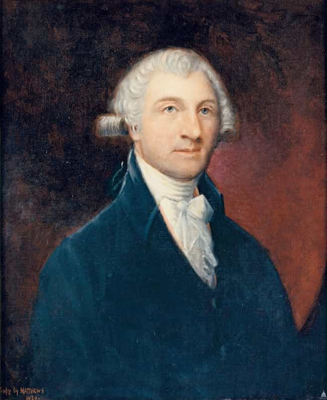 William Thornton Wasn't ... is listed (or ranked) 3 on the list This Doctor Actually Tried To Resurrect George Washington From The Dead With Lamb's Blood