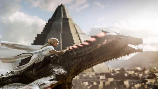 Dragons Can Be Trained - But N... is listed (or ranked) 4 on the list The Secret History Of Dragons In 'Game Of Thrones' (And How To Slay Them)