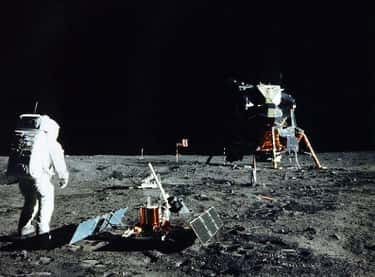 A Large Number Of People Still is listed (or ranked) 1 on the list A Breakdown Of The Conspiracy Theory That The Moon Landing Was Faked