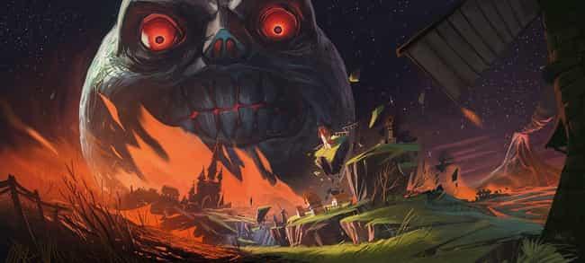 How The Internet Twisted The Legend Of Zelda: Majora's Mask Beyond  Recognition