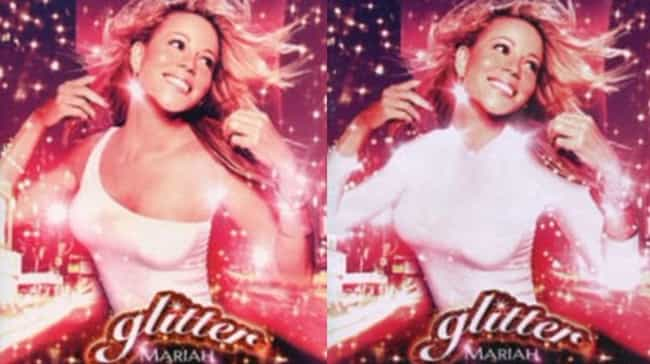 Mariah's New Look is listed (or ranked) 3 on the list These Pictures Reveal How Everyday Products Are Censored In The Middle East
