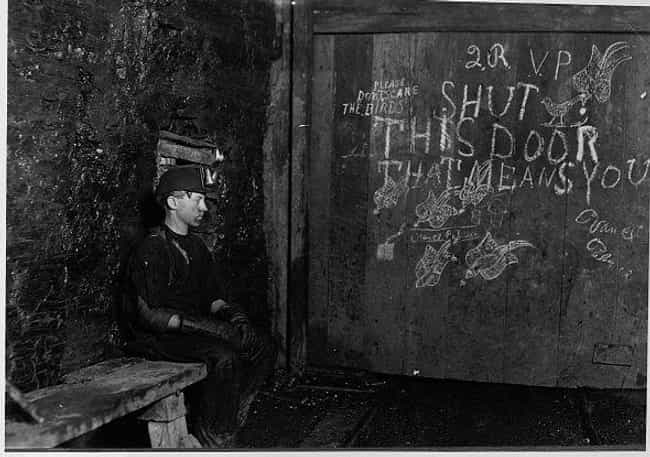 Vance, A Young WV Coal M... is listed (or ranked) 3 on the list Tragic Photos Of Child Miners That Will Make You Grateful For The Government