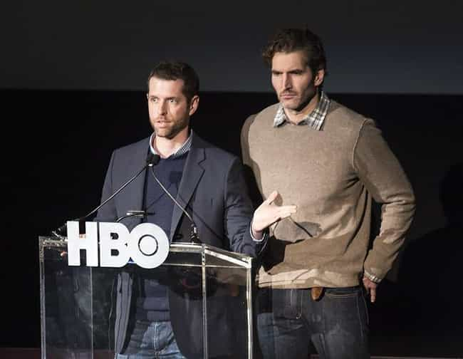 HBO's Announcement Has B... is listed (or ranked) 3 on the list HBO Announces New Show From The Creators Of Game Of Thrones