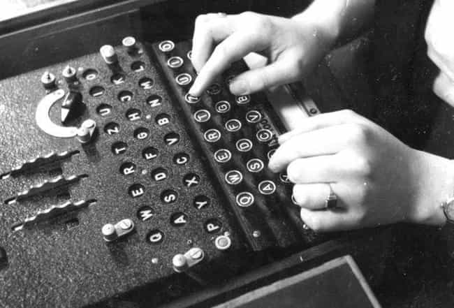 What Even Is An Enigma M... is listed (or ranked) 2 on the list A Man Bought A WWII Enigma Machine For $114 And Sold It For $50k