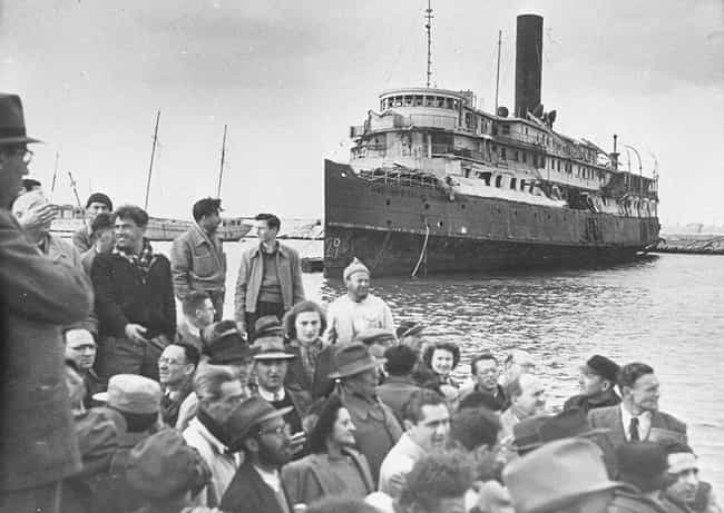 This Wasn't The Only Tim... is listed (or ranked) 4 on the list The Saga Of The St. Louis Reveals How The US Sent Jewish Refugees To Their Demise