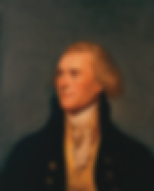 Thomas Jefferson Dined On Bake... is listed (or ranked) 3 on the list Weird And Disgusting Foods The Founding Fathers Ate