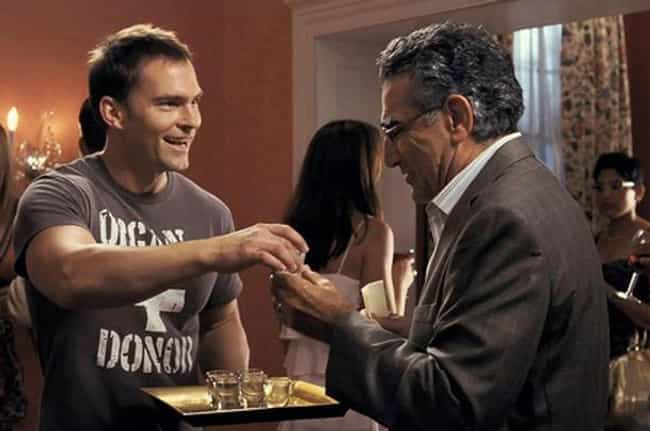He Went To Rehab is listed (or ranked) 1 on the list American Pie's Seann William Scott Can't Seem To Leave Stifler Behind Him