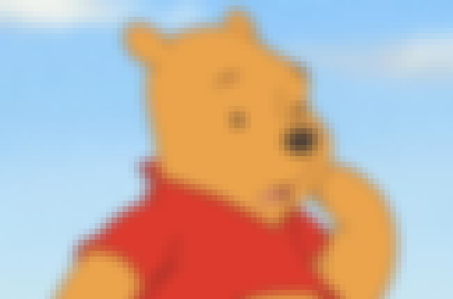 Pooh Bear Struggles With ADHD is listed (or ranked) 1 on the list The Characters In Winnie The Pooh All Represent Mental Illnesses