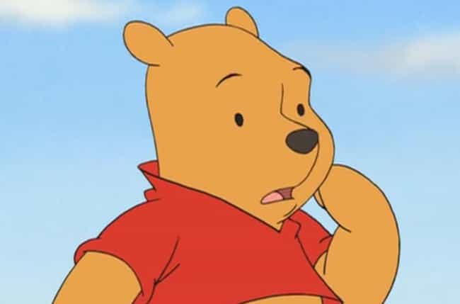 all the winnie the pooh characters represent mental disorders