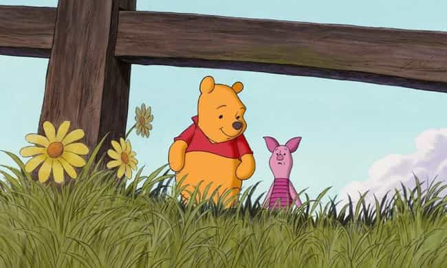 All The Winnie The Pooh Characters Represent Mental ...