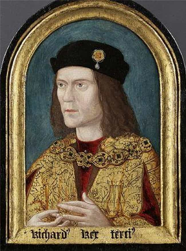He Probably Wasn't The H... is listed (or ranked) 1 on the list Things You Didn't Know About Richard III, History's Most Reviled King