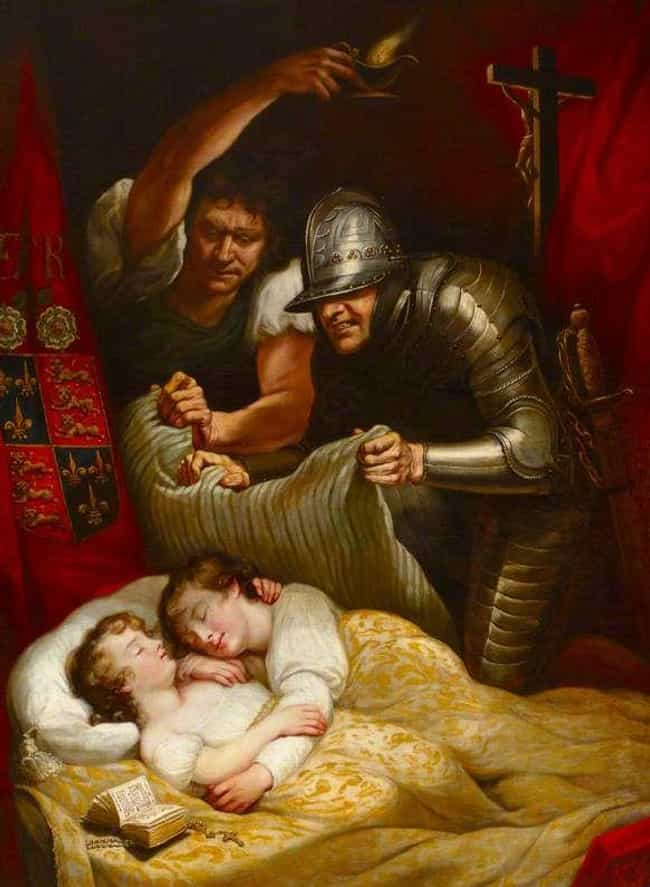 Yes, The Blood Of His Ne... is listed (or ranked) 3 on the list Things You Didn't Know About Richard III, History's Most Reviled King