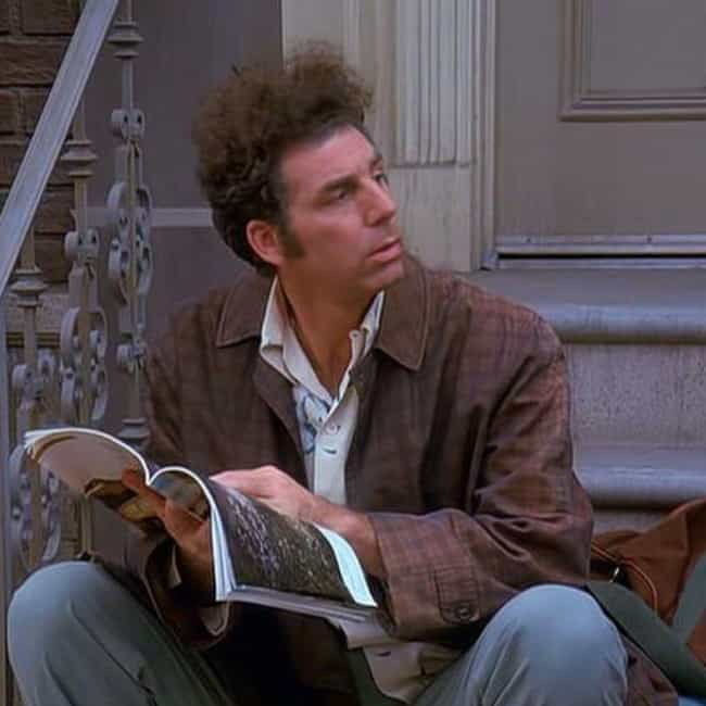 Kramer Is A Widow is listed (or ranked) 9 on the list The Most Plausible And Sponge-Worthy 'Seinfeld' Fan Theories