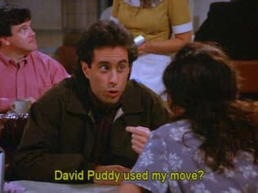 Jerry's 'Move' Was Actually Go is listed (or ranked) 2 on the list The Most Plausible And Sponge-Worthy 'Seinfeld' Fan Theories