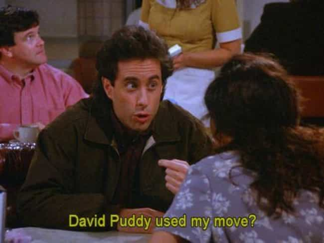 Jerry's 'Move' Was Actually Go... is listed (or ranked) 2 on the list The Most Plausible And Sponge-Worthy 'Seinfeld' Fan Theories