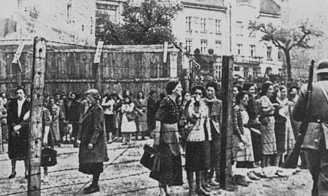 Women, Children, Infants... is listed (or ranked) 3 on the list This Infamous Photo Captures The Moment The Last Jew In Vinnista Was Murdered