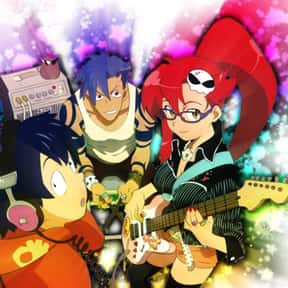 Kamina, Simon, And Yoko - Gurr is listed (or ranked) 17 on the list The 20+ Greatest Anime Trios Of All Time