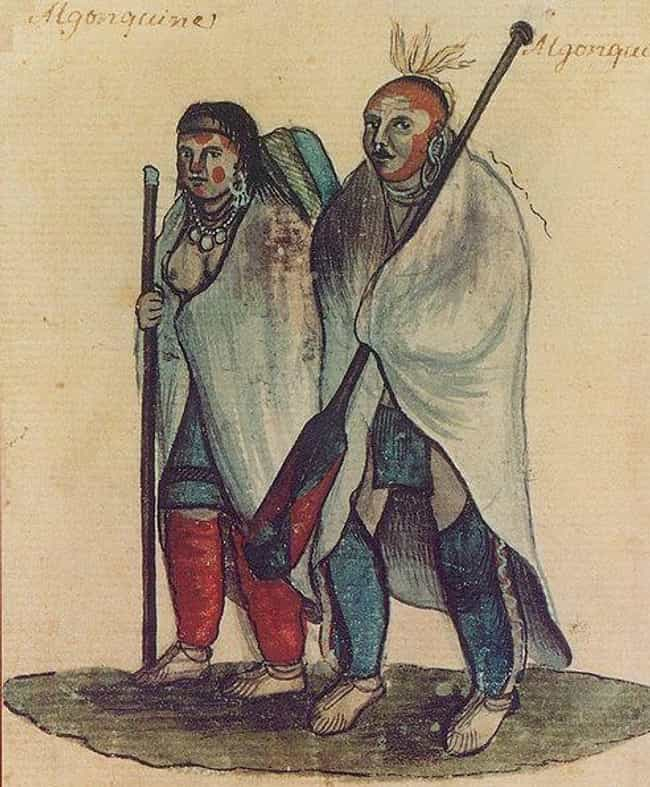 Algonquin Indian Boys Were Cag... is listed (or ranked) 3 on the list Rites Of Passage In Native American Cultures Were Excruciatingly Painful And Basically Torture