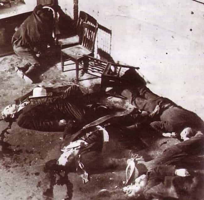 It Was The Bloodiest Mob Hit I... is listed (or ranked) 1 on the list The True Story Behind The St. Valentine's Day Massacre