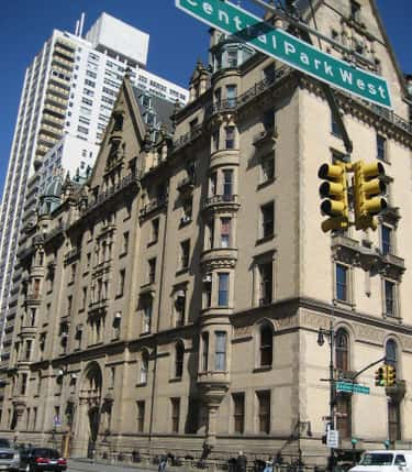'Rosemary's Baby' Was Filmed, And Perhaps Cursed, At The Dakota