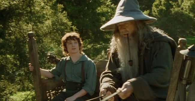 The Portrayal Of Time Pa... is listed (or ranked) 7 on the list Serious Tolkien Fans Completely Freak Out Over These Parts Of Lord Of The Rings