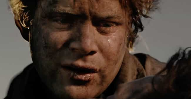 Frodo Sending Sam Away At Ciri... is listed (or ranked) 1 on the list Serious Tolkien Fans Completely Freak Out Over These Parts Of Lord Of The Rings