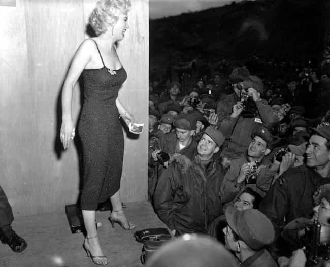 Her Records Were Expecte... is listed (or ranked) 4 on the list Marilyn Monroe Plastic Surgery Secrets Revealed