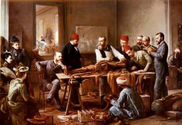 The Royal College Of Surgeons Was Better Than A Bar – And It Was Where Everything Happened
