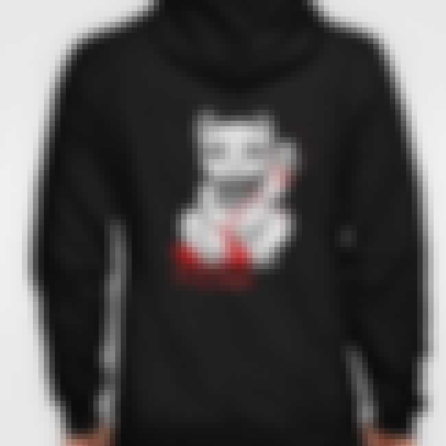Bloody Lucky Cat Hoody is listed (or ranked) 2 on the list 16 Products You'll Love If You Have A Sick Sense Of Humor