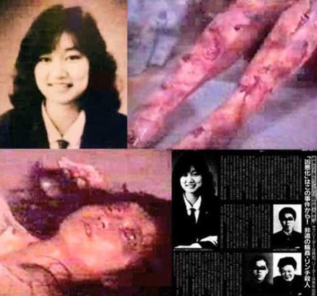 Her Captors Burned Cigarettes ... is listed (or ranked) 1 on the list Horrifying Facts About The Murder Of Junko Furuta