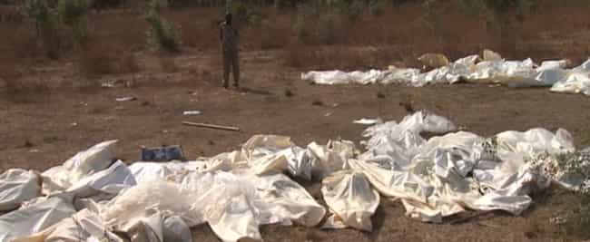 2015: African Union Find... is listed (or ranked) 4 on the list 12 Newly Unearthed Mass Graves That Hid Horrific Secrets